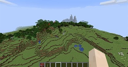Biome Blend Off
