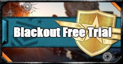 COD BO4 Blackout Free Trial