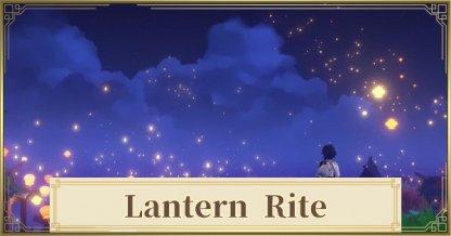 Lantern Rite Event