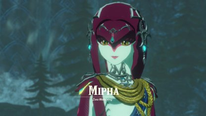 Mipha, the Zora Princess