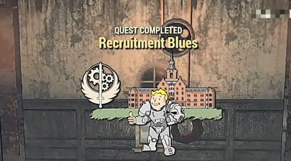 Fallout 76, Recruitment Blues - Quest Walkthrough