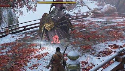 Mikiri Counter Thrust Perilous Attack