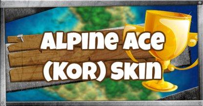 ALPINE ACE (KOR) Skin