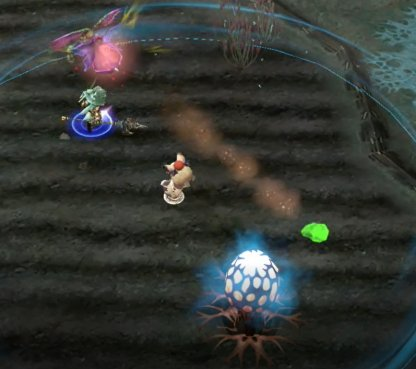 Bring Poison-Resistance Or Clear Magicite