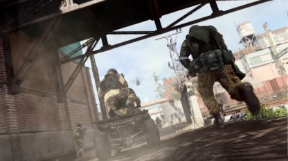 Modern Warfare Beta Information