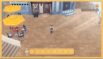 Story of Seasons Pioneers of Olive Town - Facilities