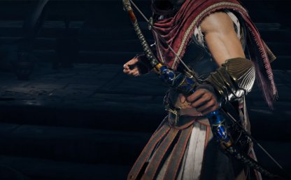 Assassins Creed Odyssey Bows