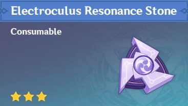 Electroculus Resonance Stone