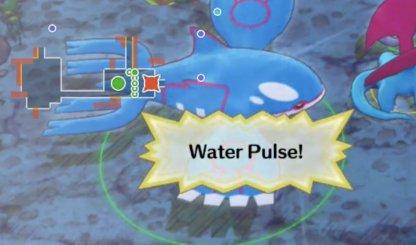 Kyogre Water