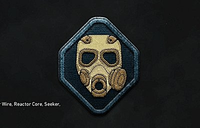 Tactical Mask Perk