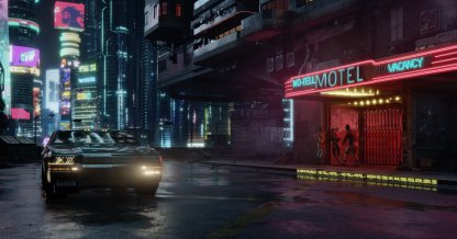 Immerse Yourself in Night City