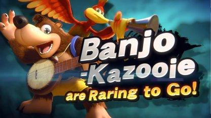 Banjoe & Kazooie Announced