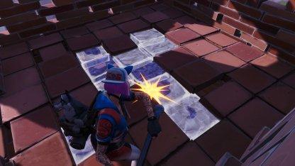 Damage Enemy-Built Structures