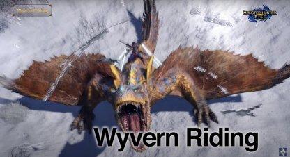 Wyvern Riding