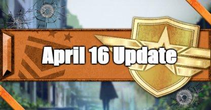 April 16 Update Summary