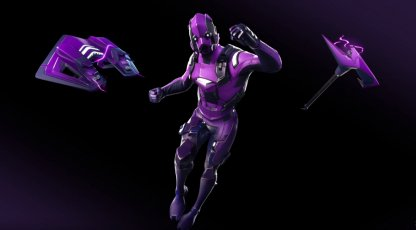 Dark Vertex Skin Set