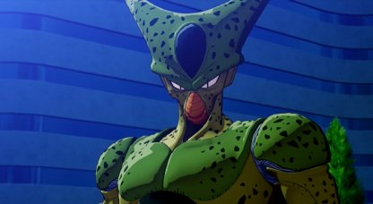 Mysterious Monster (Cell)