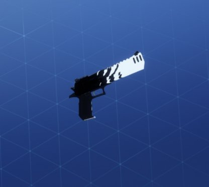 CONTRAST Wrap - Handgun