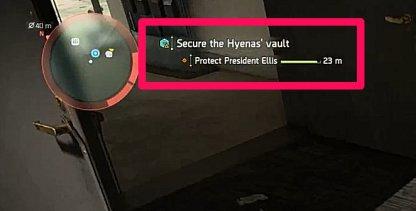 Keep President Ellis Alive Or Mission Fails
