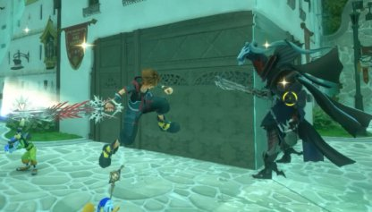 Ultima Weapon - Keyblade Review