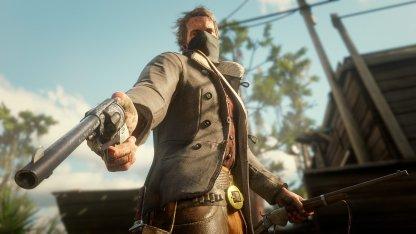 Red Dead Redemption 2 - Unique Weapons & Items