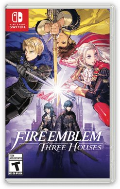Fire Emblem: Three Houses Standard Edition