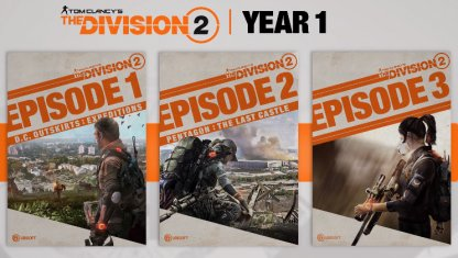 Division 2 Available For Individual Purchase After Game Launch