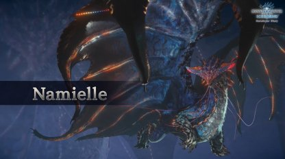 New Elder Dragon Namielle