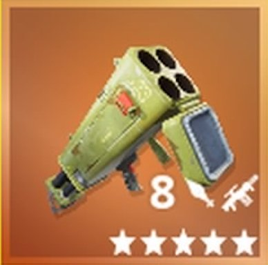 Quad Launcher Legendary