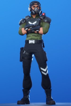 GREEN DEFAULT
