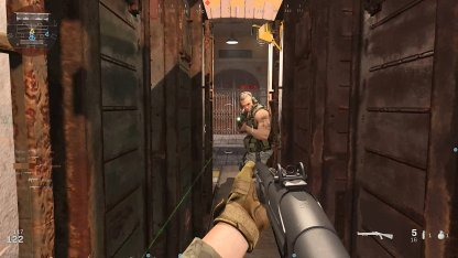 Use Burst Weapons In Tight Corridors