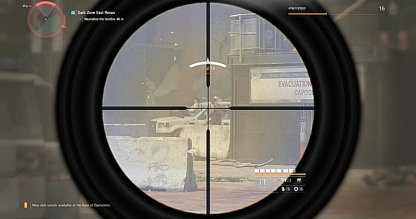 Pick Off Enemies With A Marksman Rifle