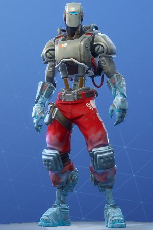 Skin Outfit A.I.M.