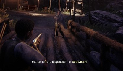 Kill Enemies While Searching For Stagecoach