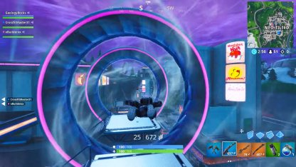 Ride The Slipstream Around Neo Tilted Challenge (Week 1)