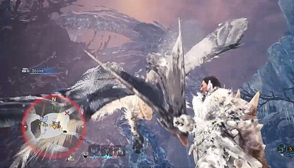 Keep Track of the Legiana When Airborne