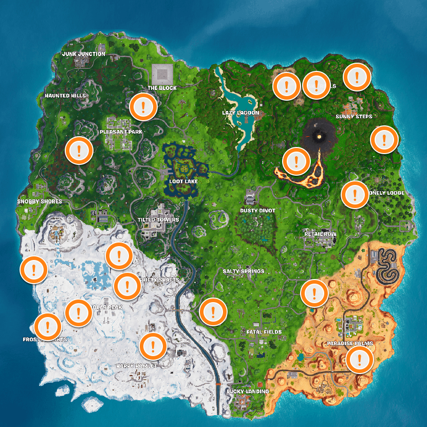Fortnite Baller New Vehicle Locations Tips