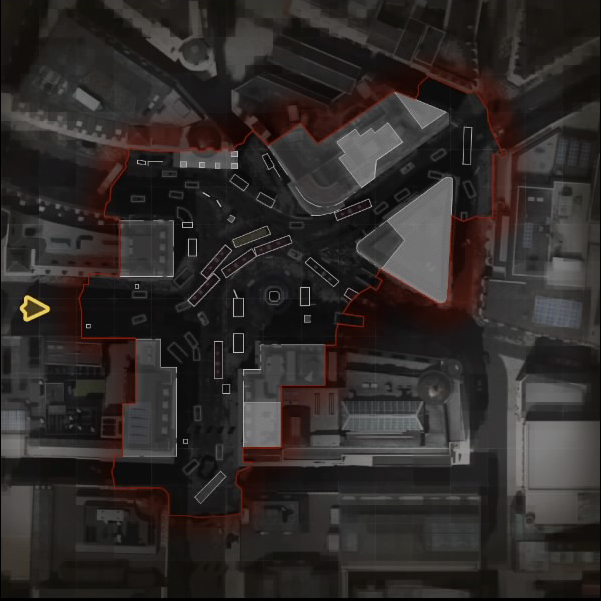 Warzone Piccadilly Map Guide Call Of Duty Modern Warfare