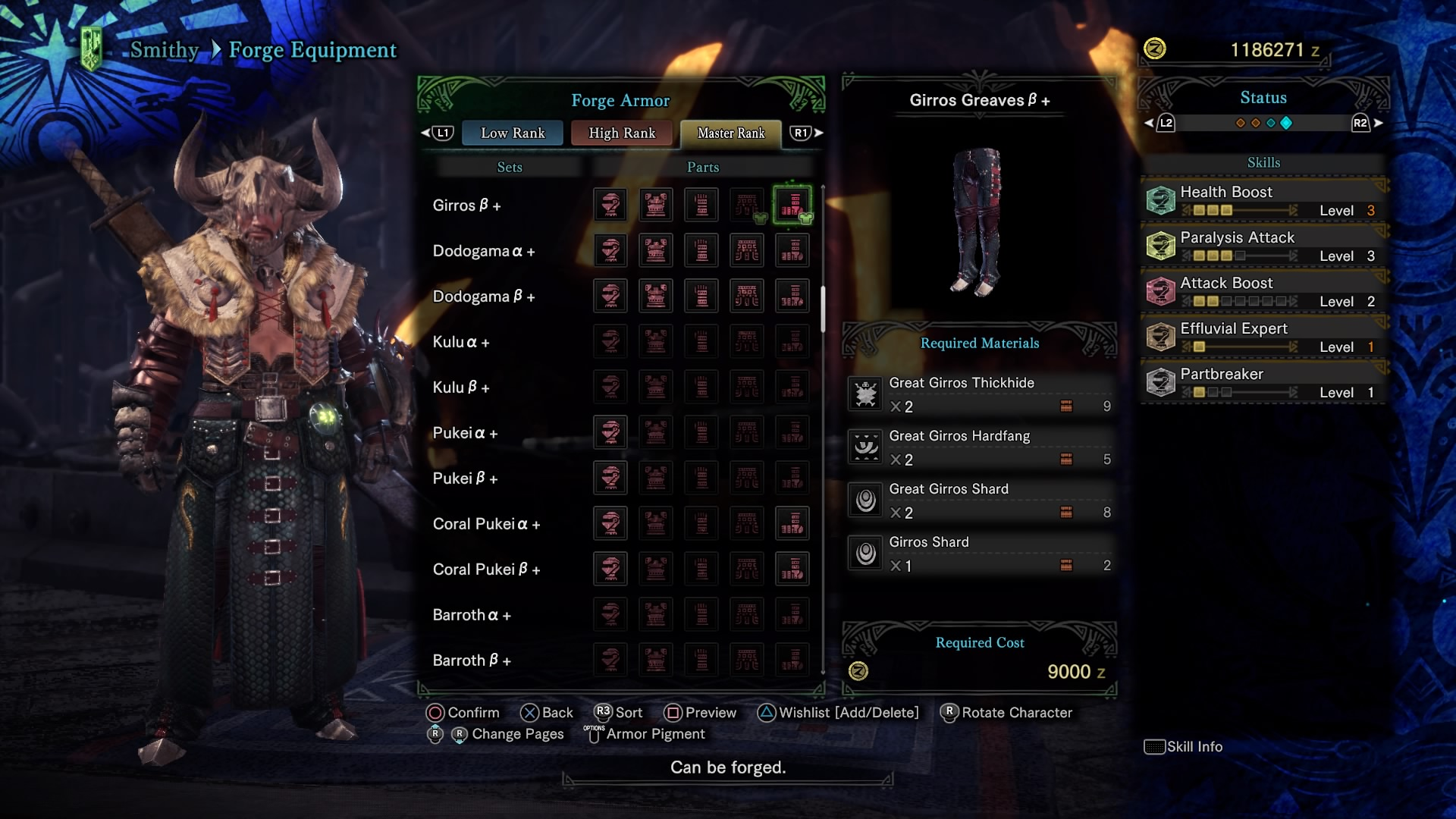 Mhw Iceborne Long Sword Best Loadout Build Skill Guide