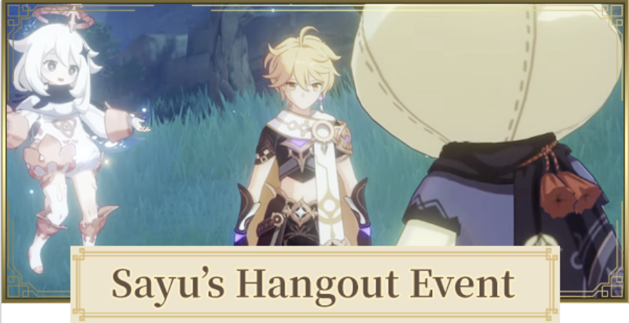 Sayu Hangout