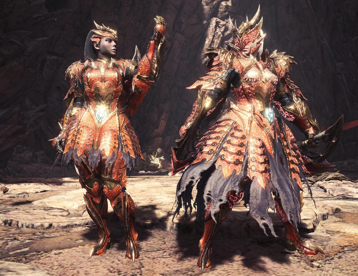 Mhw Iceborne Safi Jiiva Armor Sets Skills Gamewith