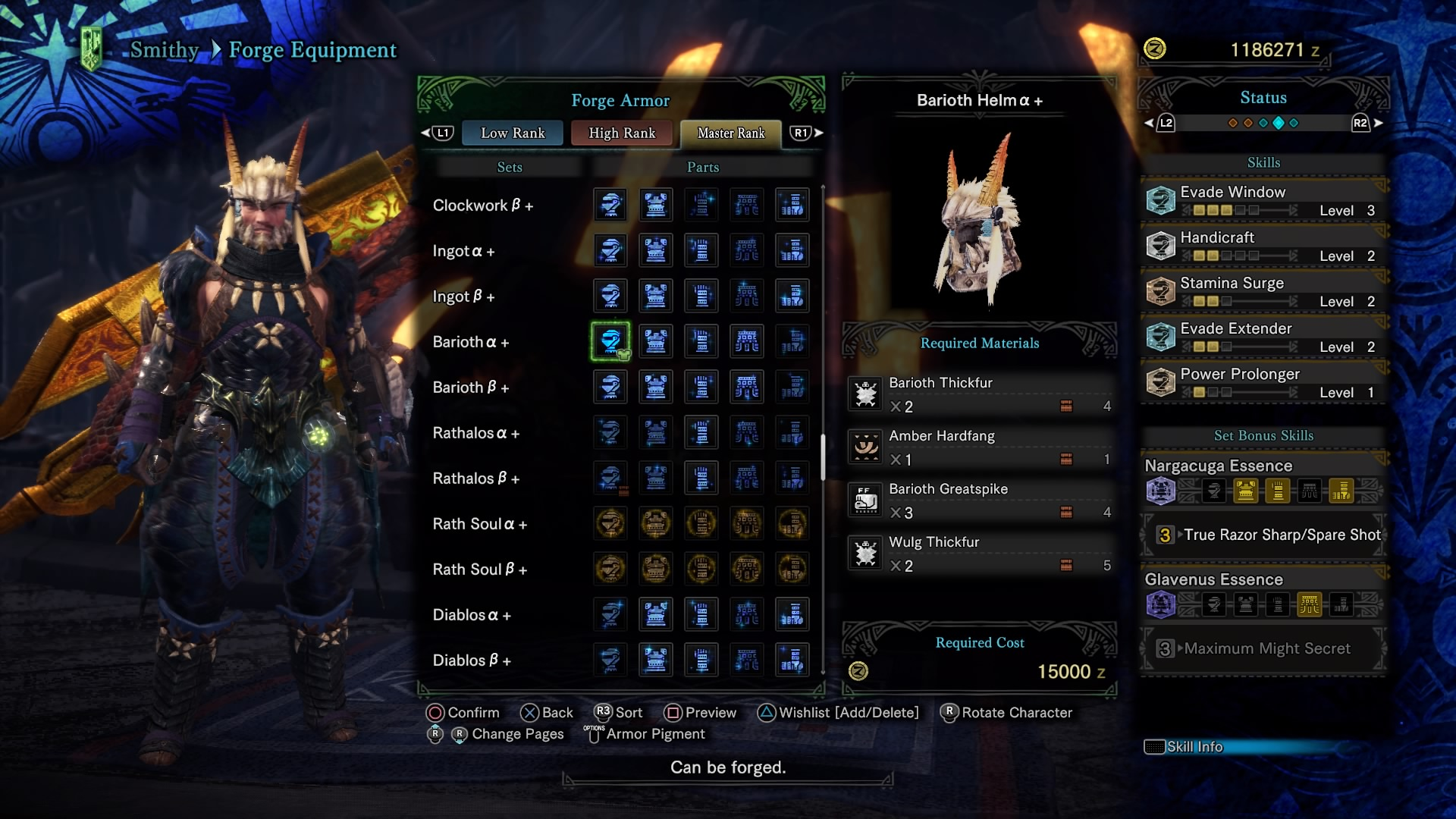 Mhw Iceborne Switch Axe Best Loadout Build Skill Guide