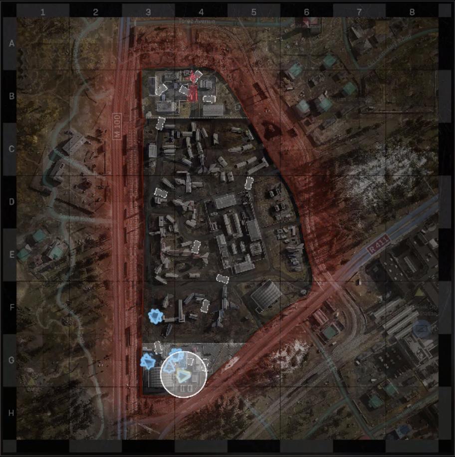 Warzone Zhokov Boneyard Ground War Map Guide Call Of Duty