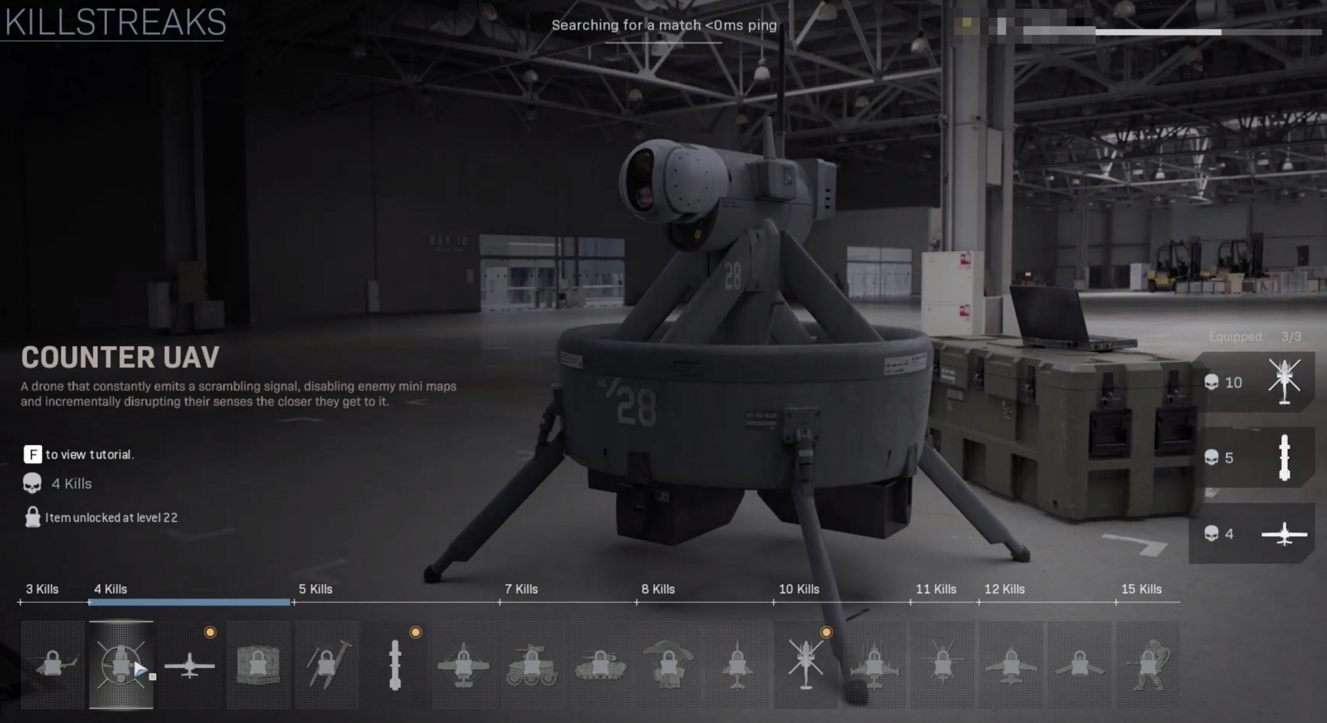 Warzone Counter Uav Killstreak Guide Call Of Duty Modern Warfare Gamewith