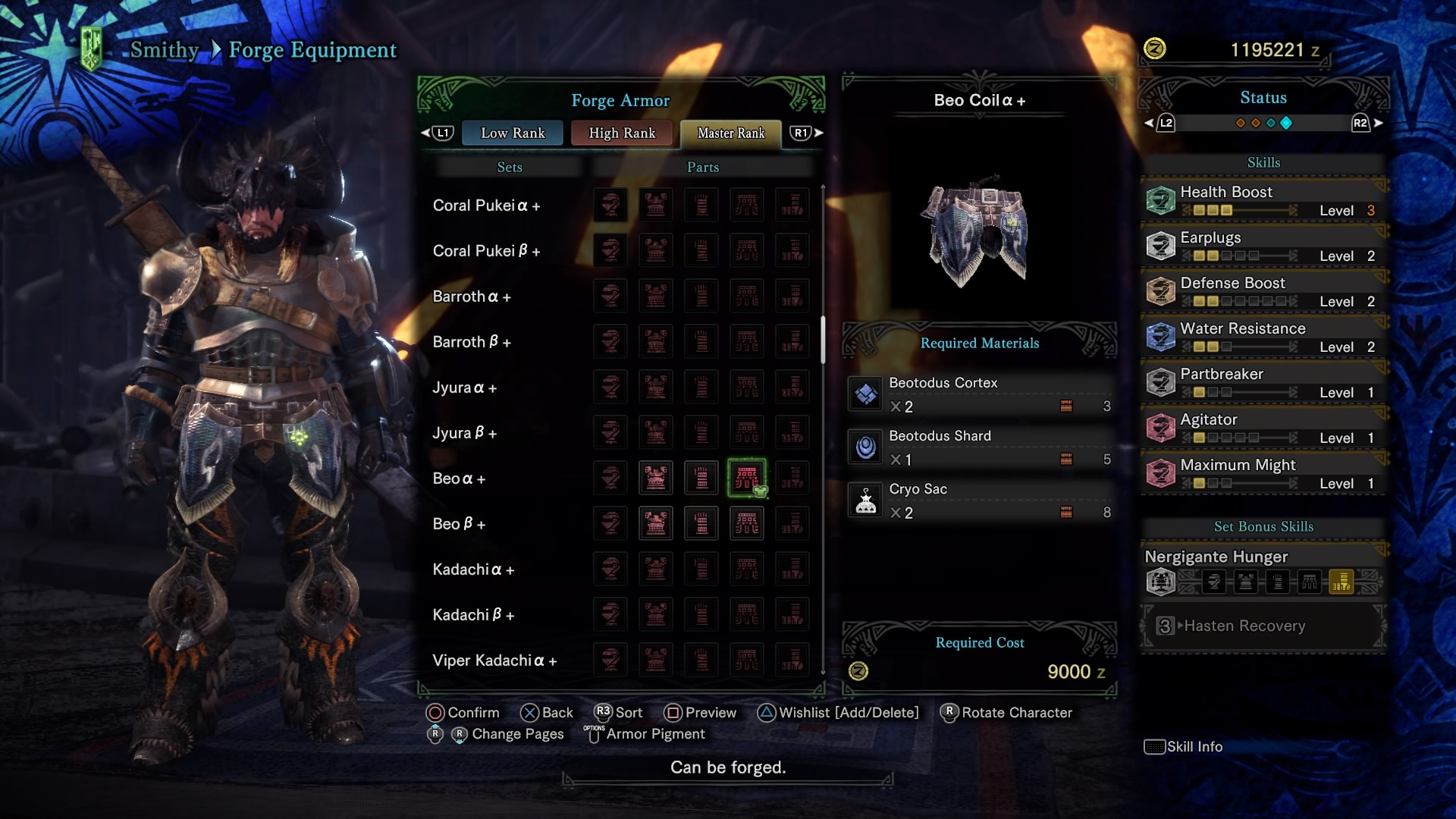 Mhw Iceborne Recommended Armor For Early Master Rank Gamewith Mhw iceborne raging brachydios ps4 bow solo 5 11 08. mhw iceborne recommended armor for