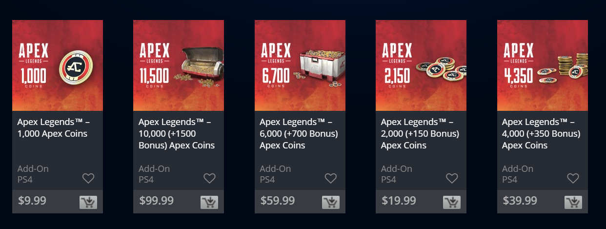 What Can You Buy in the Rotating Shop? - APEX LEGENDS