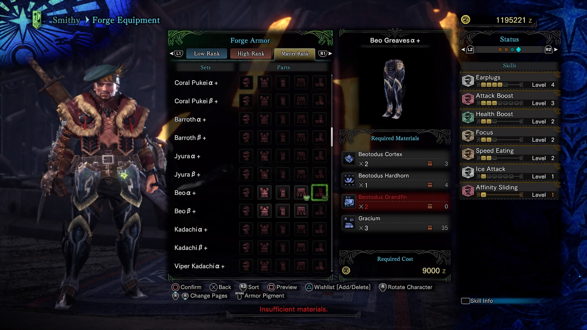 Mhw Iceborne Recommended Armor For Early Master Rank Gamewith If gunning/bow, i think youre going to get oneshot regardless by the beams and ultimate. mhw iceborne recommended armor for