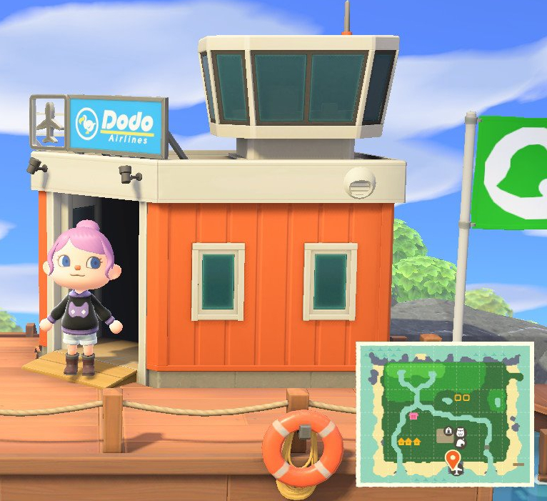 Animal Crossing Airport Colors How To Get Acnh Gamewith