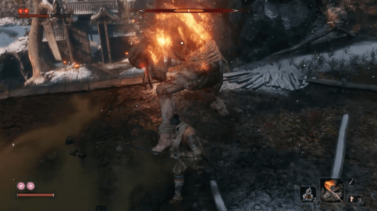 SEKIRO | How To Beat The Chained Ogre