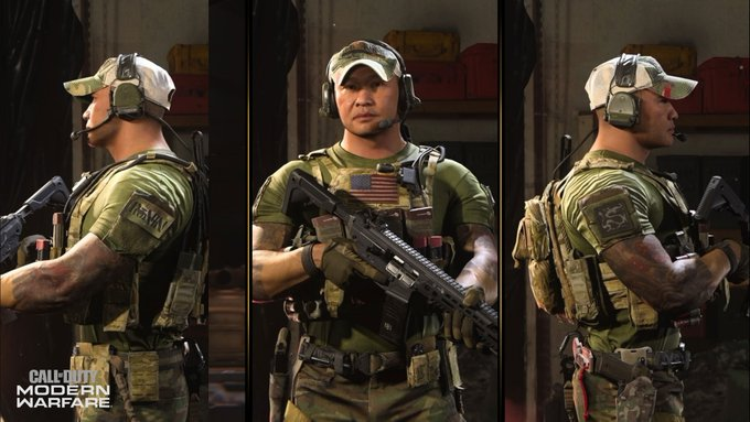 Warzone】Ronin Operator - Skins & Operator Pack【Call of Duty Modern Warfare】  - GameWith